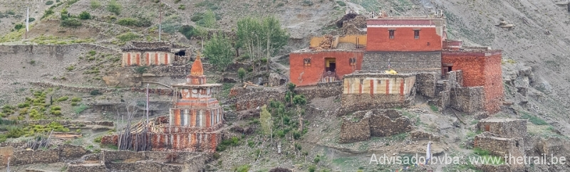 Nepal-Mustang-Ghilling Gompa-1